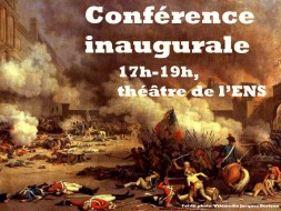 17h00 – Conférence inaugurale