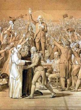 Le Serment du Jeu de paume (1791)