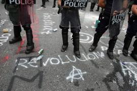 Révolution Grèce
