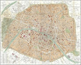 CARTE INTERACTIVE – Paris : capitale des révolutions