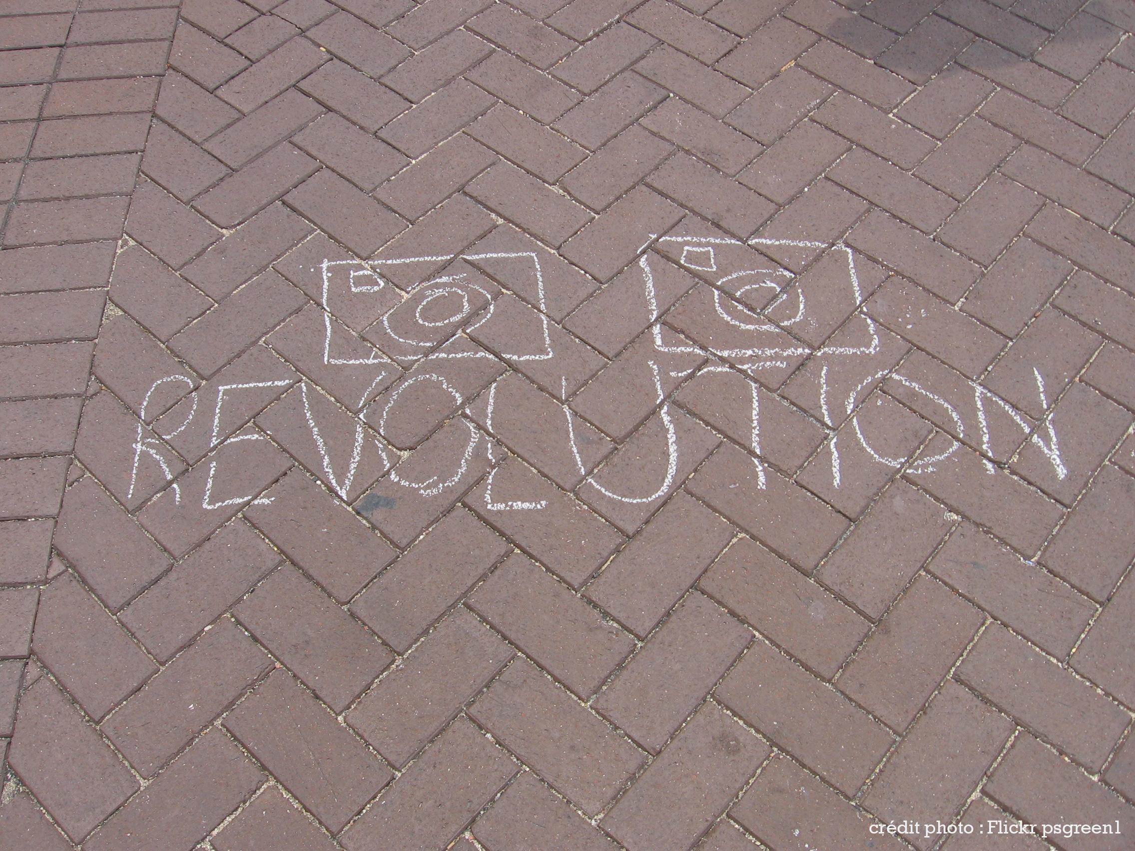Les médias, porte-voix pédagogique des révolutions