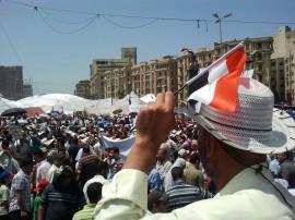 Reportage radio : Loin du Caire, près de Tahrir